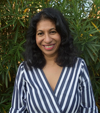 Anitha Balaji – Board Member